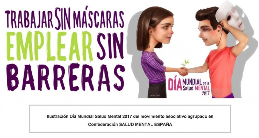 Dia Mundial de la Salud Mental Conf Salud Mental España